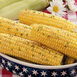 Zippy Corn on the Cob Recipe