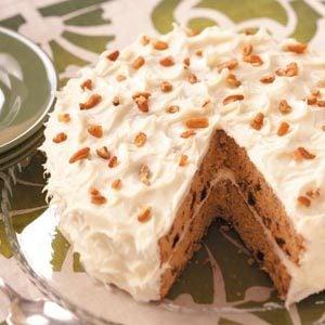 Mama's Spice Cake Recipe