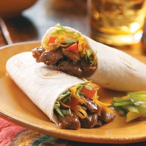 Steak Tortillas Recipe