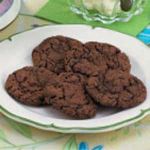 Brownie Crinkles Recipe