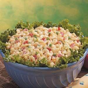 Veggie Macaroni Salad Recipe