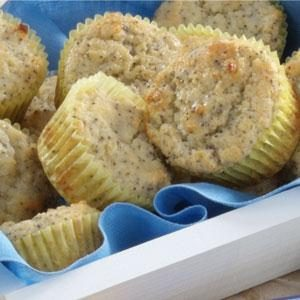 Poppy Seed Lemonade Muffins Recipe