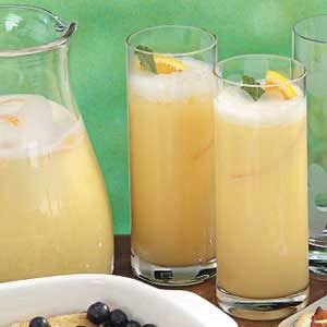 Orange Dream Drink Recipe