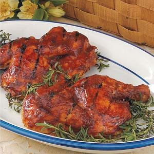Barbecued Cola Chicken Recipe