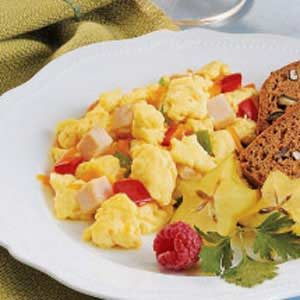 Shake and Scramble Recipe