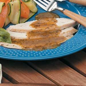 Citrus Grilled Turkey Breast Recipe