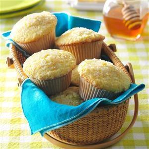 Ginger & Lemon Muffins Recipe | Taste of Home