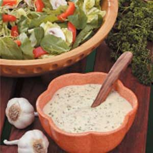 Dijon Herb Salad Dressing Recipe