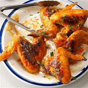 Sweet Sriracha Wings