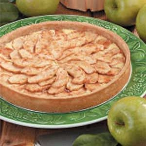 Bavarian Apple Tart Recipe