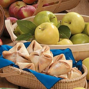 Apple Pockets Recipe