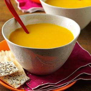 Apple Squash Soup Recipe
