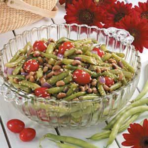 Sesame Seed Veggie Salad Recipe