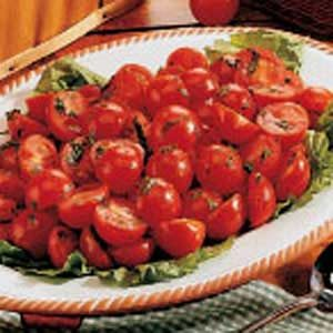 Herbed Cherry Tomatoes Recipe