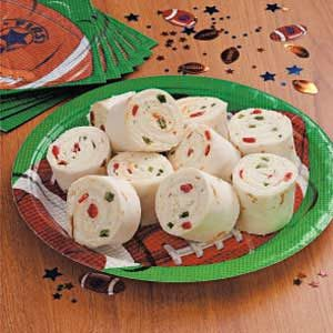 Ranch Tortilla Roll-Ups