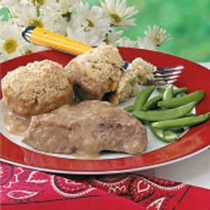 Round Steak with Dumplings Recipe
