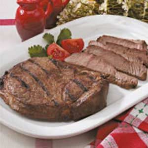 Teriyaki Sirloin Steak Recipe