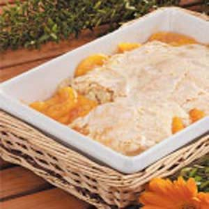 Kentucky Peach Cobbler Recipe