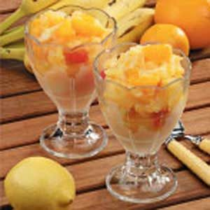 Tropical Fruit Slush Recipe