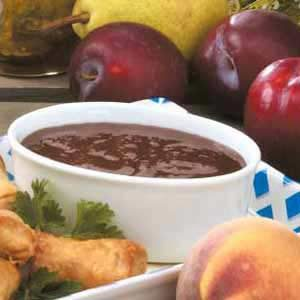 Spicy Plum Sauce Recipe