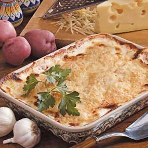 Ultimate Scalloped Potatoes
