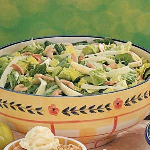 Swiss Cashew Tossed Salad Recipe