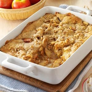 Walnut Apple Dessert Recipe