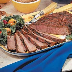 Grilled Sirloin Steak Recipe