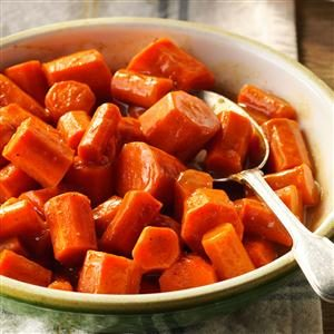 Orange Spice Carrots