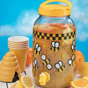 Honey-Citrus Iced Tea Recipe