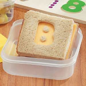 B  Is For Book Sandwich Recipe