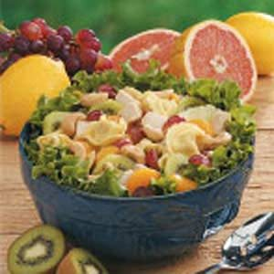 Fruity Tortellini Salad Recipe