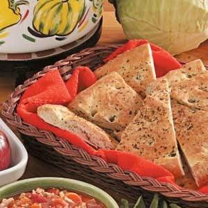 Herbed Focaccia Recipe