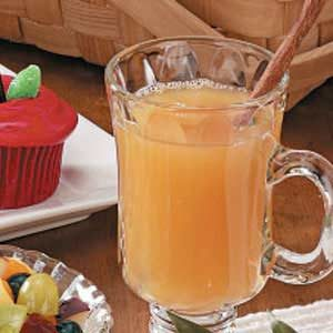 Harvest Apple Cider Recipe
