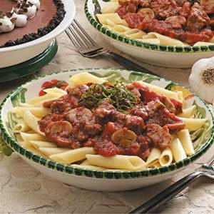 Meat Sauce for Pasta Recipe
