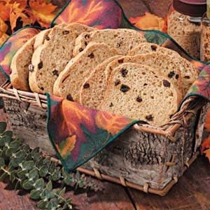 Raisin Bran Bread Recipe