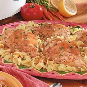 Spicy Lemon Chicken Recipe