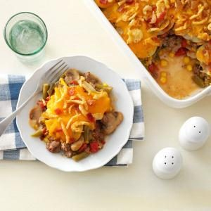 Physician's Mutual Baked Shepherd's Casserole