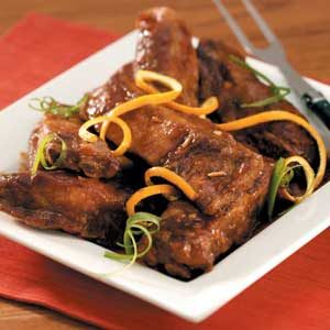 Chinese Pork Ribs Recipe