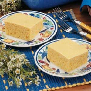 Quick Country Corn Bread Recipe