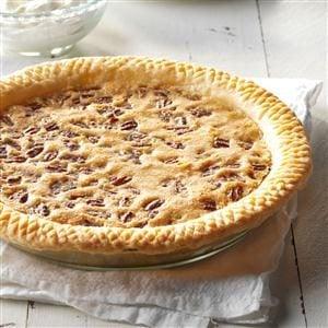 Raisin Pecan Pie Recipe