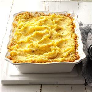 Make-Ahead Creamy Potatoes Recipe