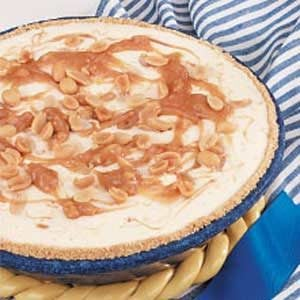 Peanut Ice Cream Pie Recipe