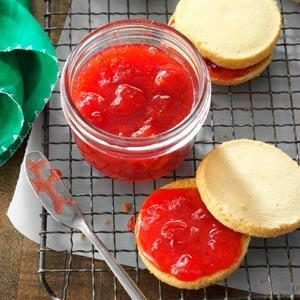 Quick and Easy Strawberry Jam Recipe