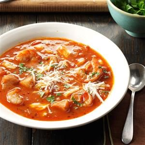 Cioppino-Style Soup