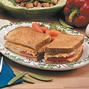Tasty Tuna Melts Recipe
