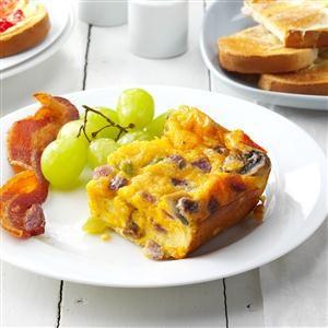 Breakfast Egg Casserole Recipe