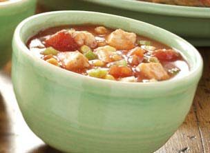 Lower Sodium Chicken Vegetable Soup Recipe