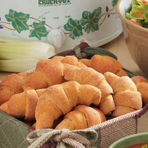 Pumpkin Dinner Rolls Recipe
