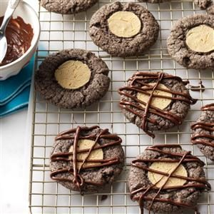Peanut Butter Pie Cookies Recipe